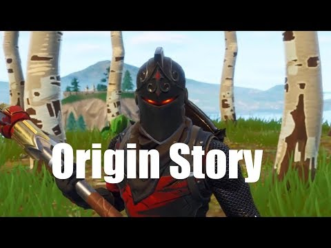 Fortnite Film-ORIGIN STORY OF THE BLACK KNIGHT!