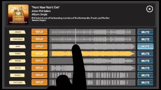 MultiTracks App Feature - Phil Solem Next New Years Eve
