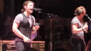 Hanson - Wish That I Was There / Madeline - Back To The Island 2015