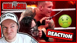 Reaction: JEFF HARDY vs RANDY ORTON at WWE HELL IN A CELL 2018