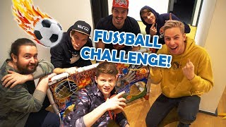Die große UFO-Torwand Fußball MEISTERSCHAFT!