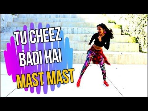 Tu Cheez Badi Hai Mast Mast | Dance Performance | @iDanceWithAbby