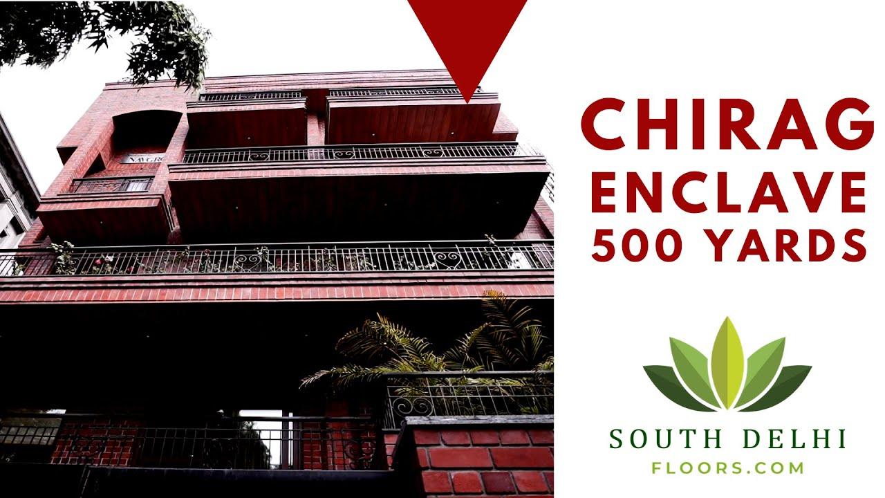Property in Delhi,🔥 Luxury Construction in Chirag Enclave, South Delhi