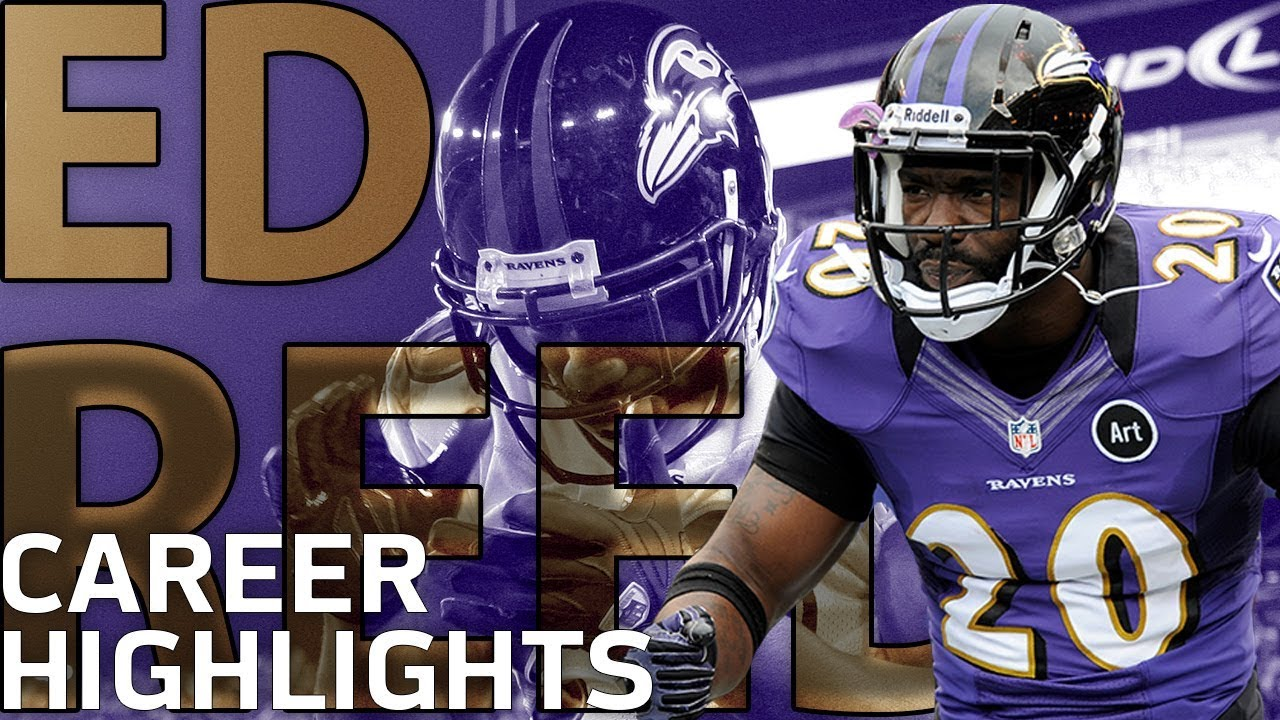 Ed Reed's Ridiculous Career Highlights: The Ultimate Ball Hawk | NFL Legends