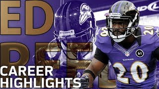 Ed Reed's Ridiculous Career Highlights: The Ultimate Ball Hawk | NFL Legends thumbnail