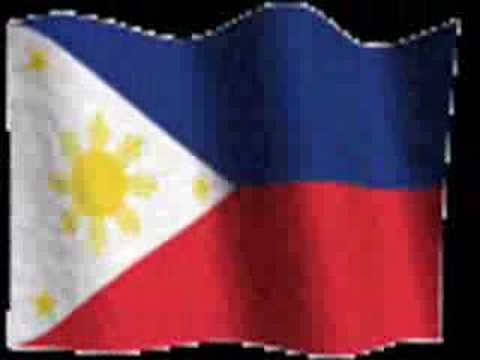 National Anthem of the Republic of Philippines