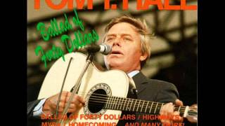 Watch Tom T Hall Forbidden Flowers video