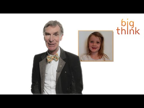 "Thumbnail: ""Hey Bill Nye, If You Fall Into a Black Hole, Where Do You Go?"" #tuesdayswithbill"