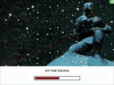"""Hitman 2: Silent Assassin. """"At The Gates"""", mission 8. 