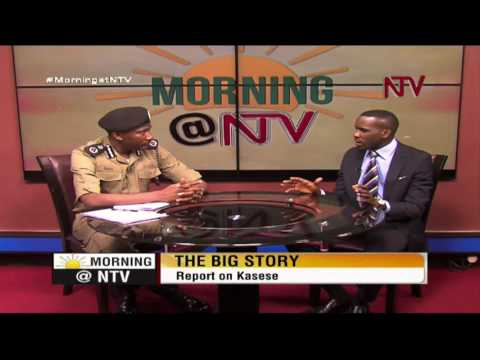 Andrew Kaweesi, Maria Burnett discuss report on Kasese killings