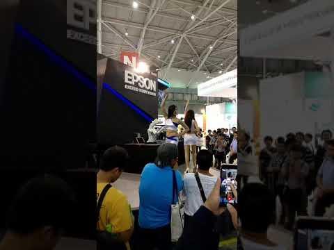 Taipei Int'l Industrial Automation Exhibition 2018 [Demonstration]