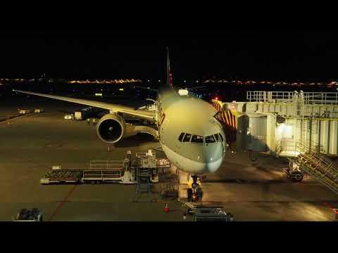 2018/03/20 Qatar Airways 807 Announcement: Tokyo Narita - Doha