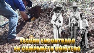 TESORO ESCONDIDO EN CAMPAMENTO CRISTERO