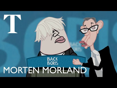 Boris Johnson's bid for the Tory leadership | Morten Morland