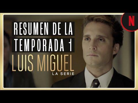 Lo mejor de Luis Miguel, la serie temporada 1