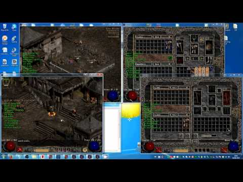 Diablo 2 - How to make a Hybrid [PATCHED]