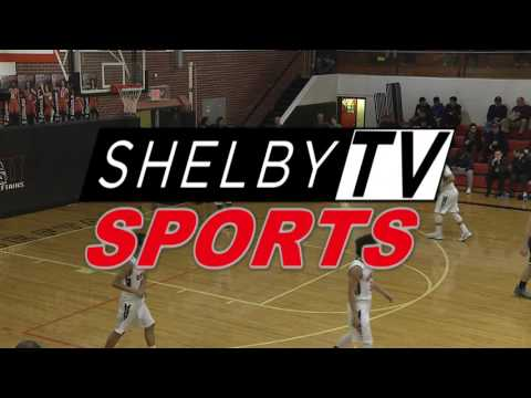 FULL GAME -  Utica Chieftains vs  Henry Ford II Falcons Boy's Basketball