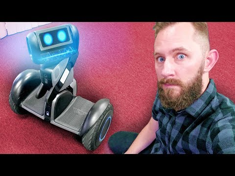 Sending My Robot To Work Instead Of Me...