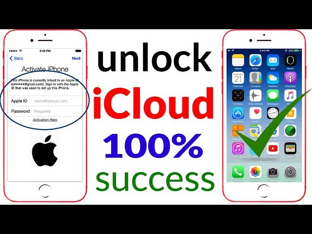 Only 10 minutes you can unlock your icloud Lock iPhone November 2017
