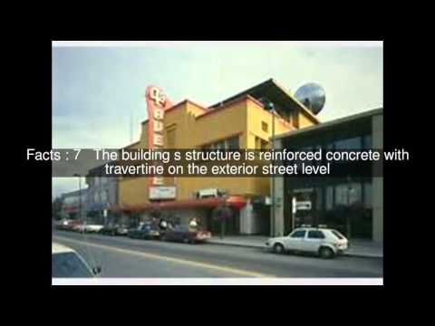 Fourth Avenue Theatre (Anchorage, Alaska) Top  #13 Facts