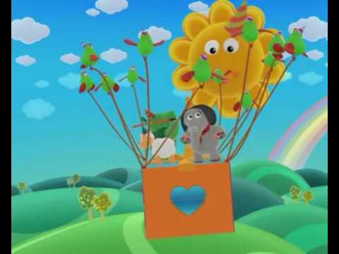 baby tv birthday song- savy