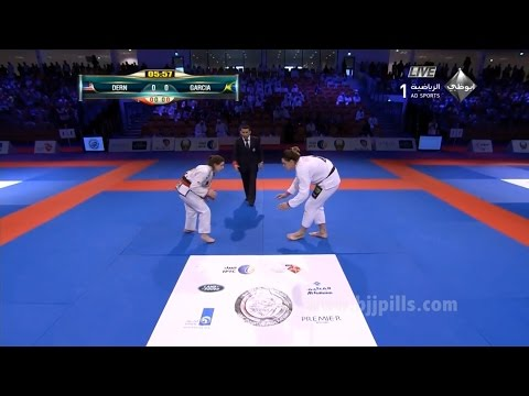Mackenzie Dern Vs Gabi Garcia World Pro Abu Dhabi 2015 Absoluto