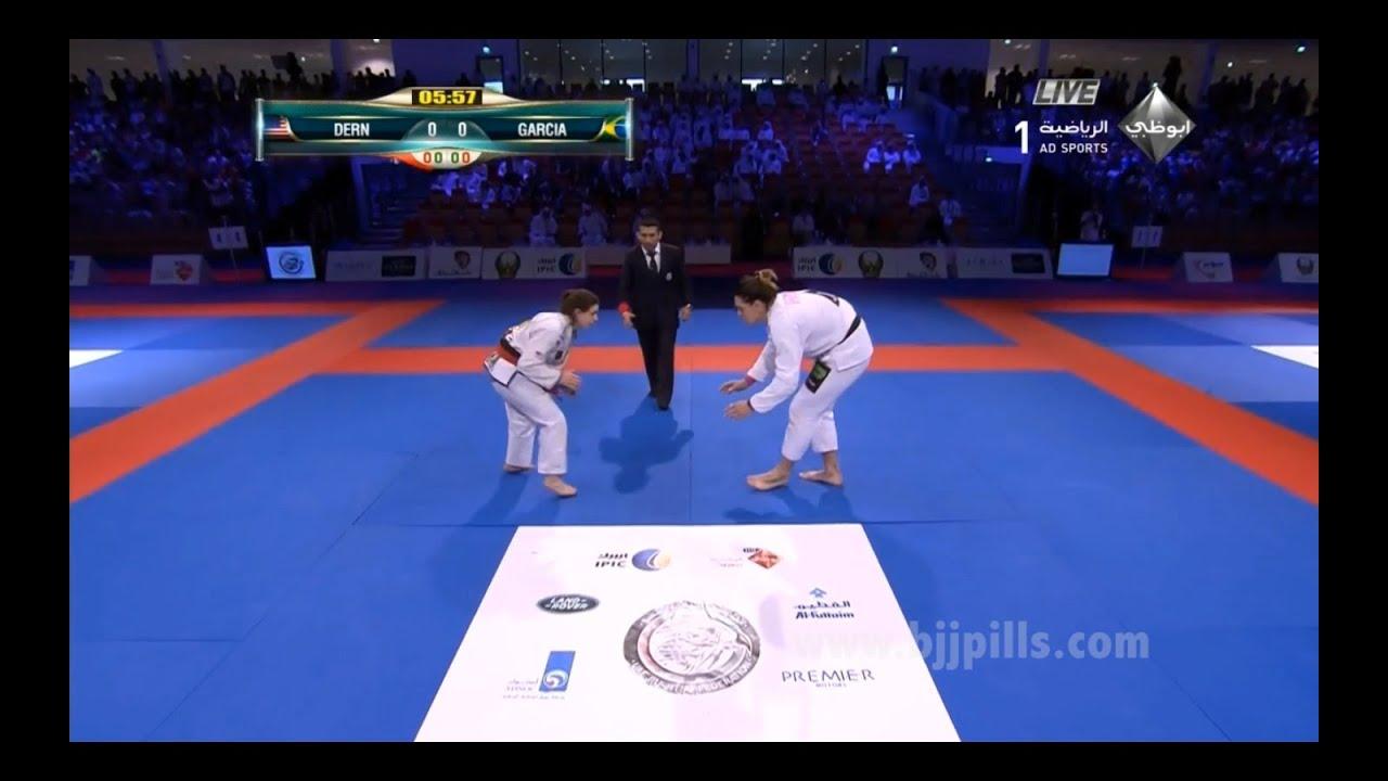 Download Mackenzie Dern Vs Gabi Garcia World Pro Abu Dhabi 2015 Absoluto