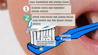 Gambar cover Video Inovatif Ayo Hidup Sehat Cegah Karies Gigi Sejak Dini!!!