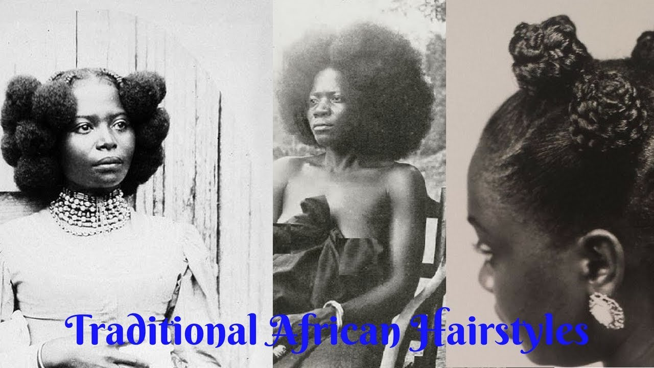 Superfab Traditional African Hairstyles Part 1
