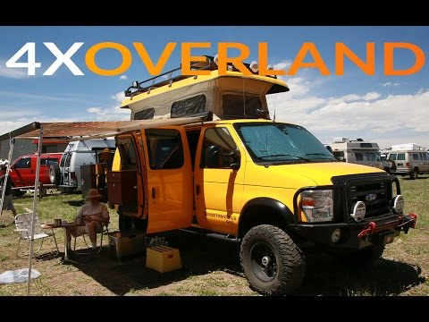 4x4 and Overland expos of the world