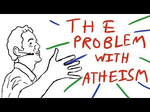 Jordan Peterson- The Problem with Atheism (ILLUSTRATED)