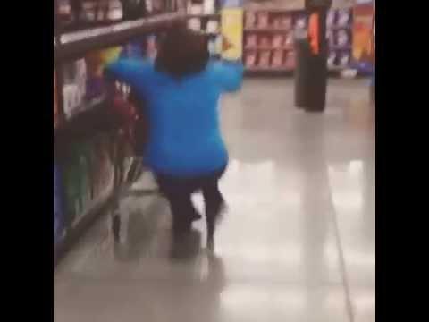 Woman Falls in Wal-Mart (feat. Taylor Swift)