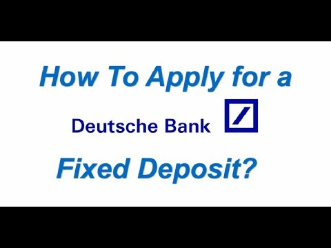 Deposited Deutsch