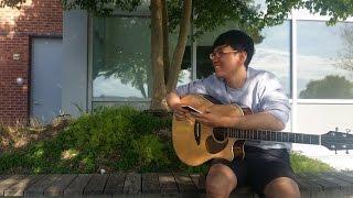"""where I belong"" cory asbury cover feat. chae won bang"