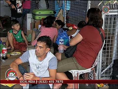 Higit 300 stranded sa Manila port, umaasang makauwi bago mag-Pasko