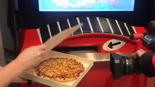 Ohio State University adds a pizza vending machine to campus