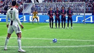 FIFA 19 - Free Kick Compilation #1 HD PS4 PRO