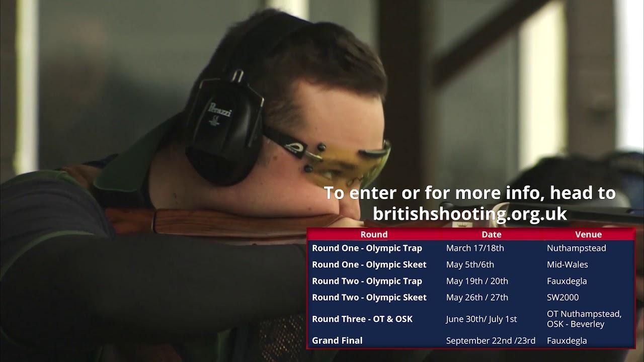 British Shooting Shotgun Series 2018