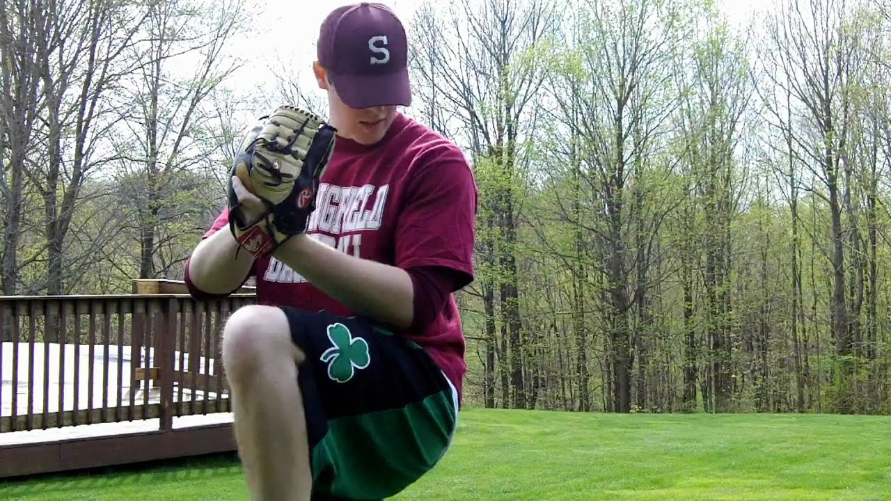 backyard tutorials pitching youtube