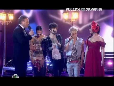 Quest Pistols-Ты так красива (Россия VS Украина)