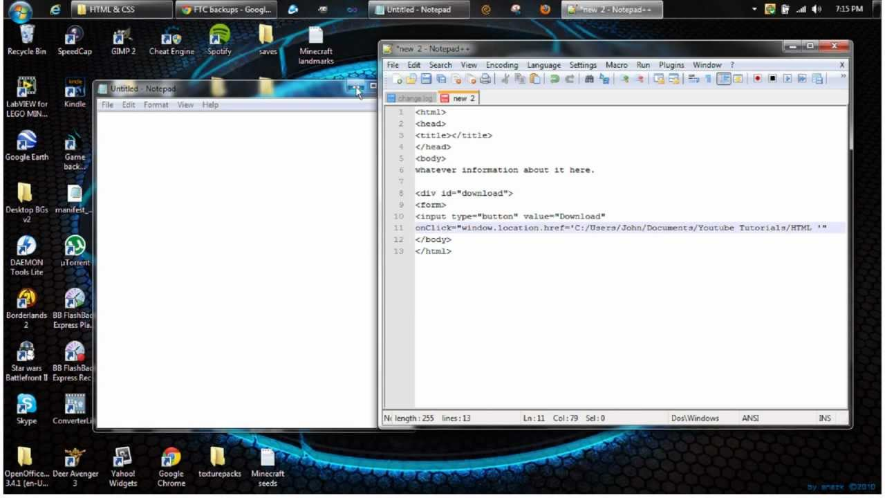 Html Video Download