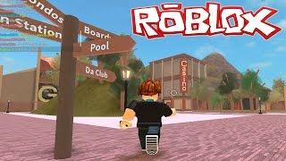 ROBLOX: a Praça-Epic MLG Trick shots!