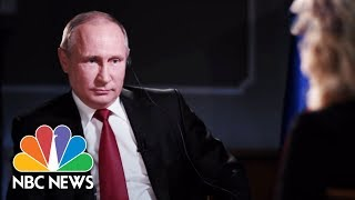 vladimir putin to megyn kelly hackers can be everywhere exclusive nbc news