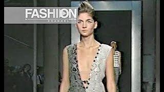JOHN RICHMOND Spring Summer 2001 Milan - Fashion Channel
