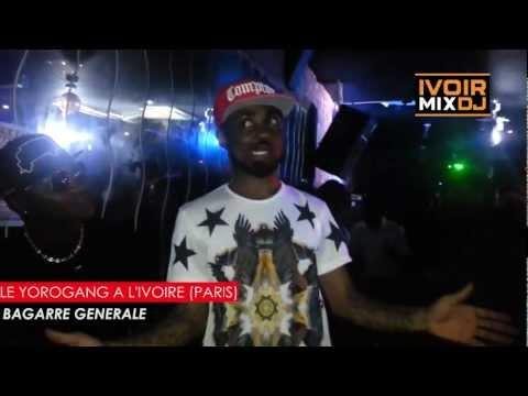 DJ ARAFAT A PARIS - BAGARRE GENERALE