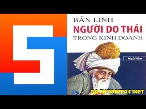 Bản Lĩnh người Do Thái trong Kinh Doanh | Sách Tóm Tắt – Bí Quyết Thành Công [BẢN MỚI]