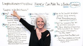 Laughter & Leadership: How Humor Can Make You a Better Leader - Project Management Training