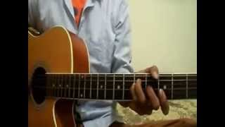 Amake amar moto thakte dao guitar cover by Arif