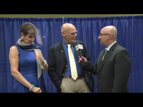 Interview With Mary Matalin & James Carville  - The ASI Chicago Show 2016