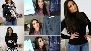WINTER HAUL! | Cozy Fashion & Beauty ❅ | Thumbnail